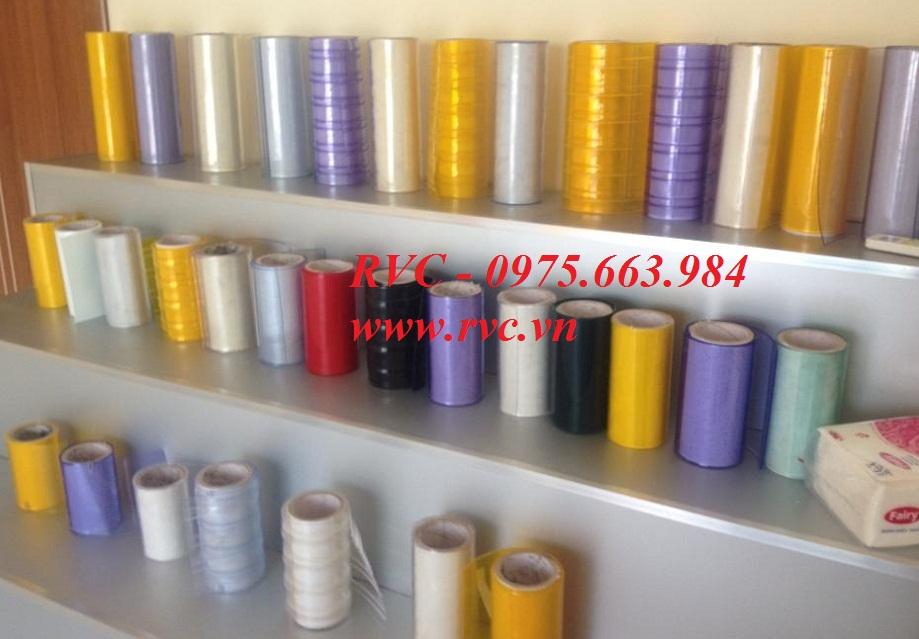 Sản Xuất Màng Nhựa Dẻo PVC Theo Yêu Cầu