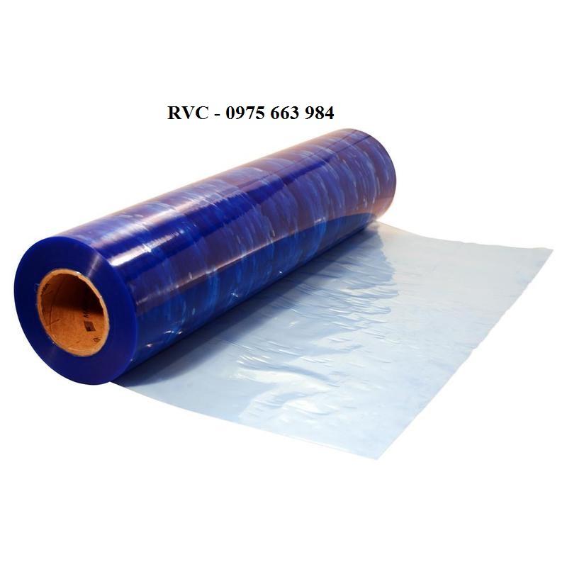 cuộn màng nhựa pvc dẻo trong
