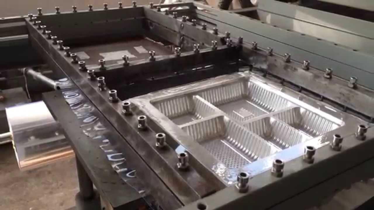 Màng pvc cứng và những ứng dụng sản xuất sản phẩm định hình