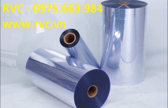 Màng Nhựa PVC - Màng PVC Trong Định Hình