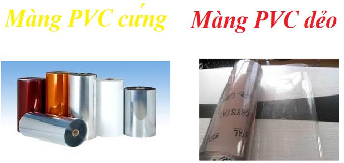 Phân biệt màng pvc cứng và màng pvc dẻo theo tiêu chuẩn quốc tế